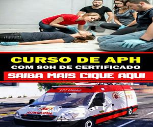 curso de aph online 1.0 da emergência 1 treinamentos
